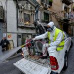 Gli ospedali convertiti a ospitare i malati di coronavirus sono: il Cotugno, l'Ospedale dei Colli e il Loreto Mare a Napoli, il Moscati ad Avellino e il Ruggi a Salerno
