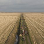 Il lungo cammino dei rifugiati siriani in Turchia, che si dirigono verso il confine con la Grecia