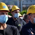 Lunedì è previsto l'incontro in videoconferenza tra i sindacati, i ministri Patuanelli e Catalfo e i vertici di ArcelorMittal