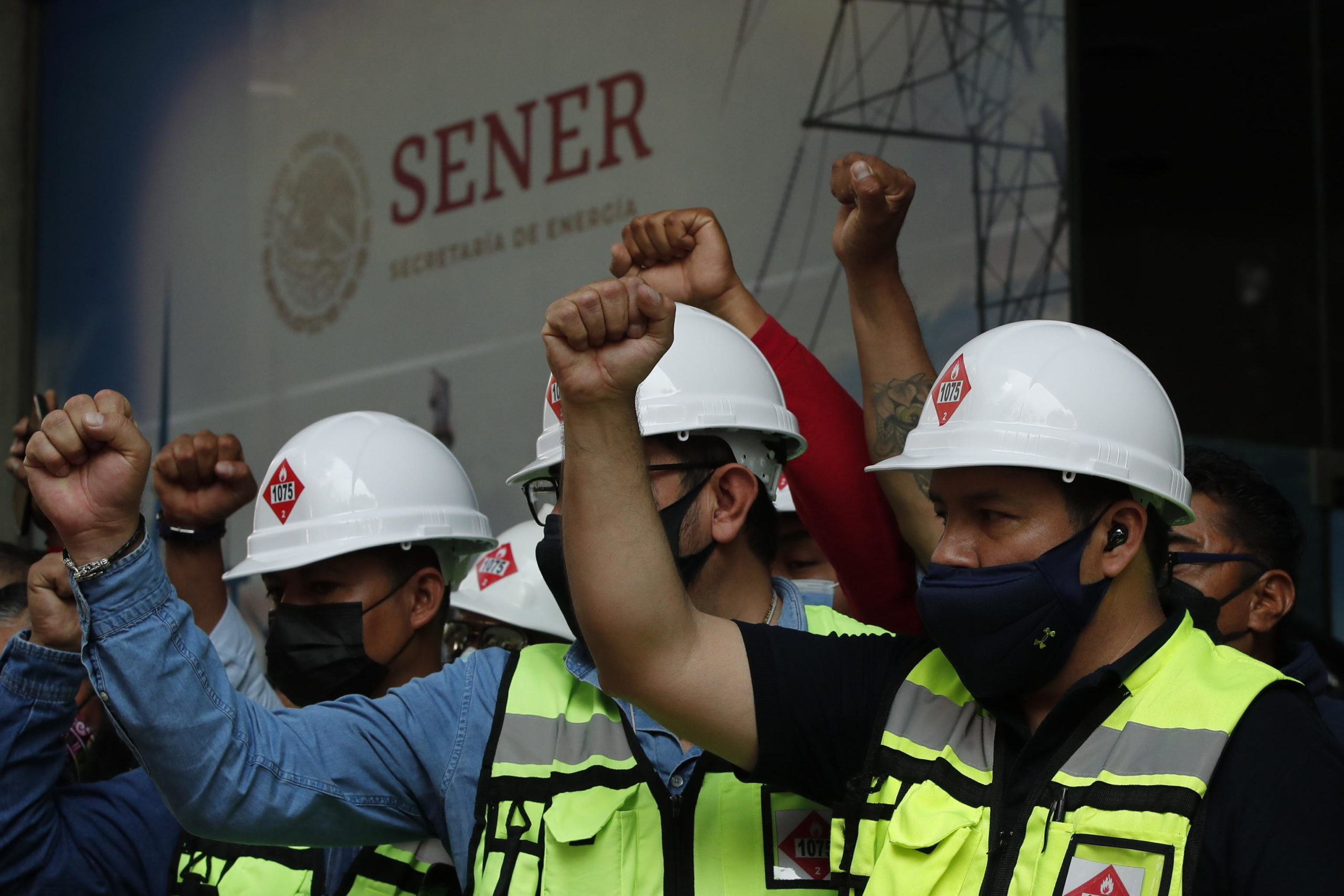Proteste di lavoratori del settore anche nel sud del Messico