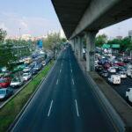 Il traffico causato dai blocchi congestiona le strade della Capitale messicana