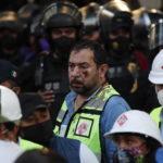 Scontri con la polizia e feriti a Città del Messico