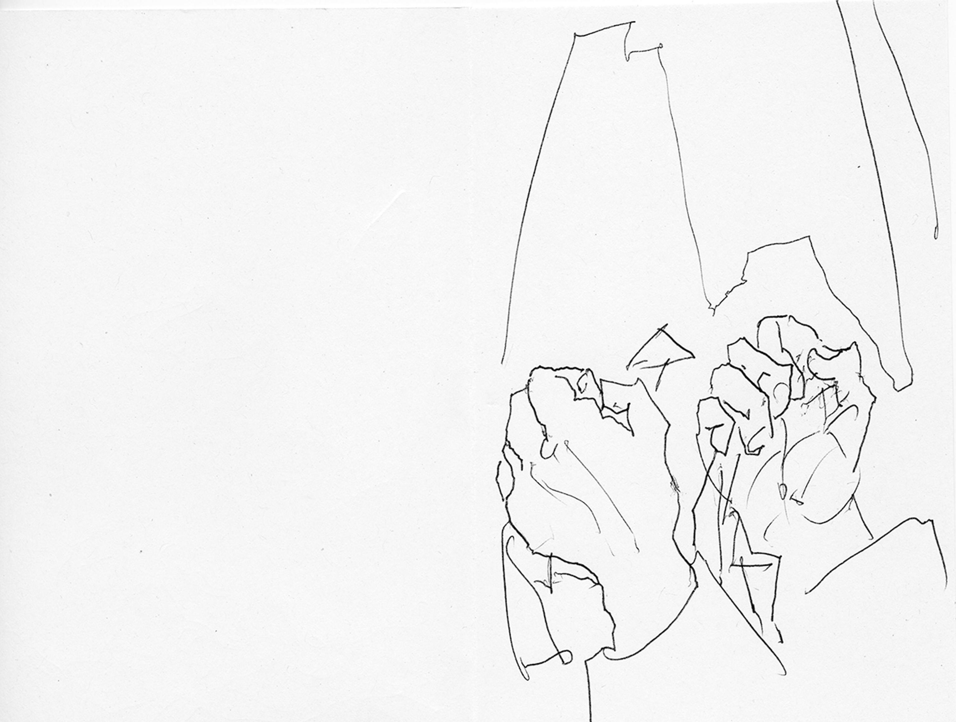 1 Alvaro Siza - Sketch for Syria call for drawings