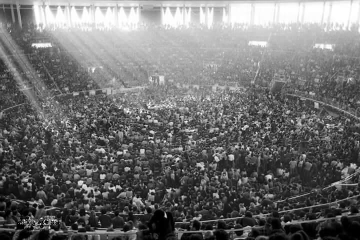 Settembre 1977 Convegno Bologna Movimento Studentesco